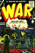 War Comics (1950 Atlas) 35