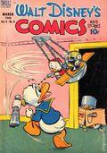 Walt Disney's Comics and Stories (1940 Dell/Gold Key/Gladstone) 102