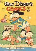 Walt Disney's Comics and Stories (1940 Dell/Gold Key/Gladstone) 104