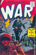 War Comics (1950 Atlas) 45