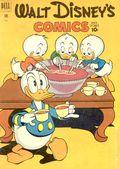 Walt Disney's Comics and Stories (1940 Dell/Gold Key/Gladstone) 136