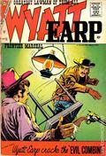 Wyatt Earp Frontier Marshal (1956 Charlton) 16