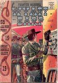 Wyatt Earp Frontier Marshal (1956 Charlton) 20
