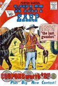 Wyatt Earp Frontier Marshal (1956 Charlton) 36