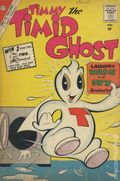 Timmy the Timid Ghost (1956-1966 Charlton) 20