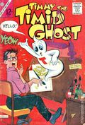 Timmy the Timid Ghost (1956 1st Series) 39