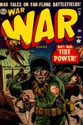 War Comics (1950 Atlas) 12