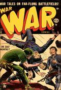 War Comics (1950 Atlas) 15