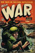War Comics (1950 Atlas) 16