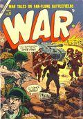 War Comics (1950 Atlas) 22