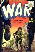War Comics (1950 Atlas) 43