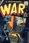 War Comics (1950 Atlas) 47