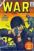 War Comics (1950 Atlas) 49