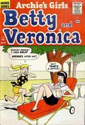 Archie's Girls Betty and Veronica (1951) 58