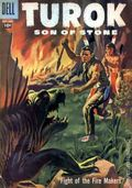 Turok Son of Stone (1956 Dell/Gold Key) 9