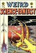 Weird Science-Fantasy (1954 E.C. Comics) 28