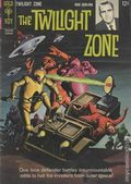 Twilight Zone (1962 1st Series Dell/Gold Key) 14