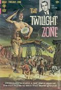 Twilight Zone (1962 1st Series Dell/Gold Key) 25