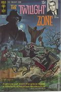 Twilight Zone (1962 1st Series Dell/Gold Key) 36