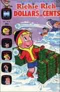 Richie Rich Dollars and Cents (1963) 35