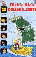 Richie Rich Dollars and Cents (1963) 45