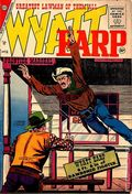 Wyatt Earp Frontier Marshal (1956 Charlton) 14