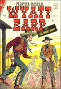Wyatt Earp Frontier Marshal (1956 Charlton) 18