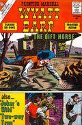 Wyatt Earp Frontier Marshal (1956 Charlton) 32
