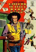 Wyatt Earp Frontier Marshal (1956 Charlton) 42
