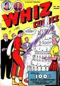 Whiz Comics (1940) 100