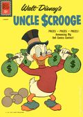 Uncle Scrooge (1954-2008 Dell/Gold Key/Gladstone/Gemstone) 34
