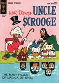 Uncle Scrooge (1954-2008 Dell/Gold Key/Gladstone/Gemstone) 48
