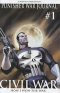Punisher War Journal (2006-2009 2nd Series) 1B