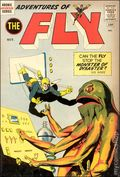Adventures of the Fly (1959 Archie) 15