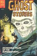 Ghost Stories (1962-1973 Dell) 35