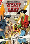 Wyatt Earp Frontier Marshal (1956 Charlton) 27