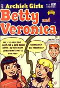 Archie's Girls Betty and Veronica (1951) 5