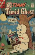 Timmy the Timid Ghost (1956 1st Series) 45