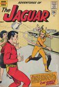 Adventures of the Jaguar (1961-1963 Archie) 6