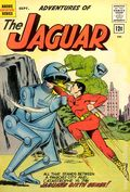 Adventures of the Jaguar (1961) 8-12CENT