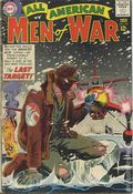 All American Men of War (1952) 104