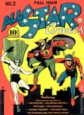 All Star Comics (1940-1978) 2