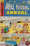Archie's Madhouse (1959) Annual 6