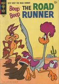 Beep Beep the Road Runner (1966 Gold Key) 3