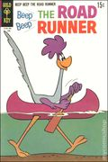 Beep Beep the Road Runner (1966 Gold Key) 12