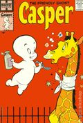 Casper the Friendly Ghost (1958 3rd Series Harvey) 13