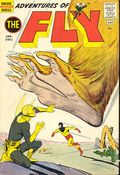 Adventures of the Fly (1959 Archie) 10