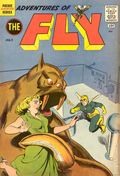 Adventures of the Fly (1959 Archie) 13
