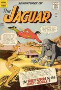 Adventures of the Jaguar (1961-1963 Archie) 4