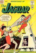 Adventures of the Jaguar (1961-1963 Archie) 9-12CENT